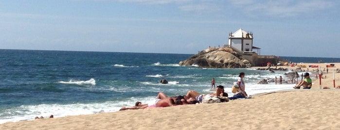 Praia de Miramar is one of Lazer & Passeios (Grande Porto).