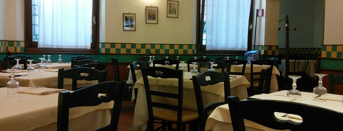 Pizzeria O' Sole Mio is one of Bologna.