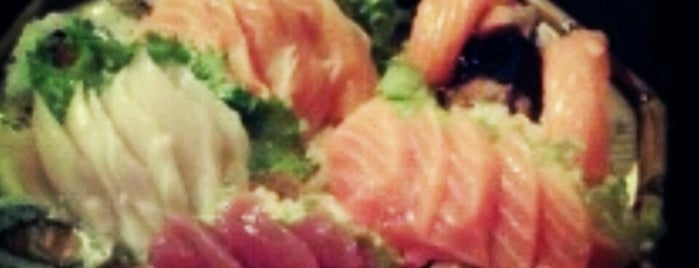 Sushi Iê is one of Henri's TOP Japanese Food.