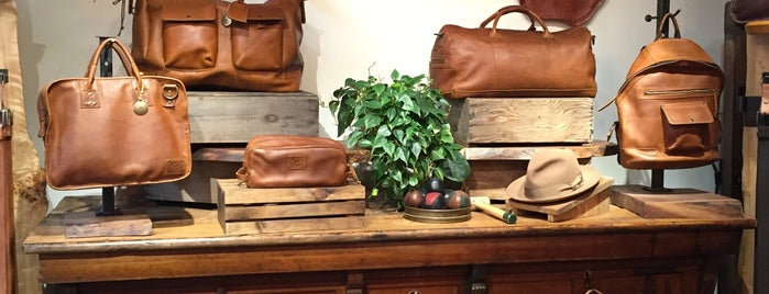 Will Leather Goods 'Homestead Store' is one of PDX.