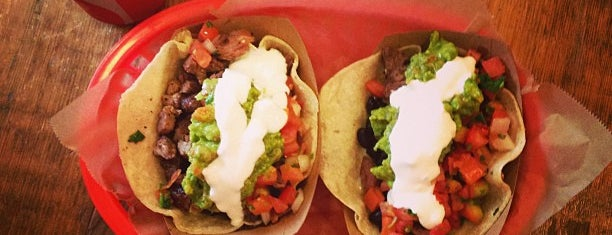 Dos Toros Taquería is one of 25 Most Reviewed NYC Places on Fondu.