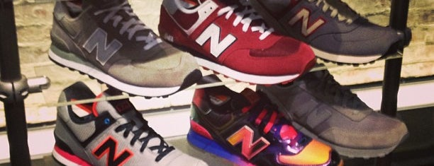 New Balance NYC Flagship Store is one of NYC - Stores.