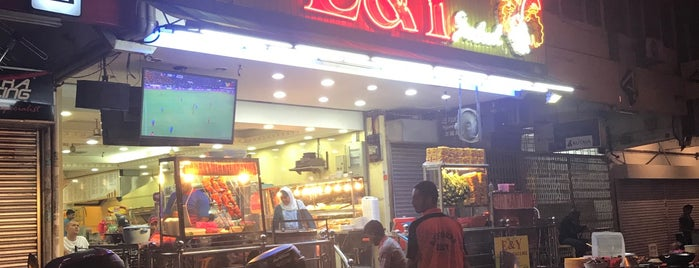 Restoran E&Y Sahul is one of Makan @ Melaka/N9/Johor #15.