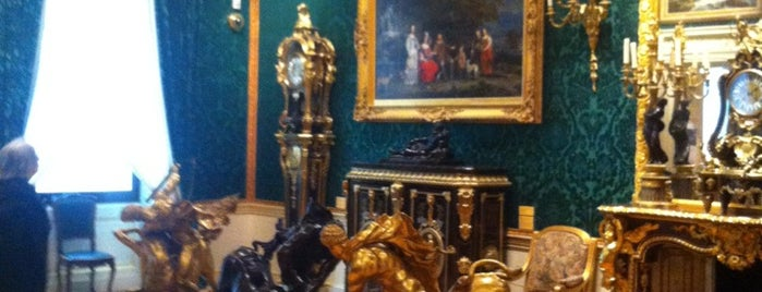 The Wallace Collection is one of London, UK (attractions).