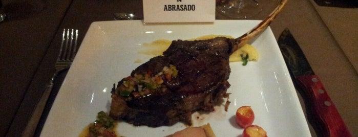 Abrasado is one of Mendoza.