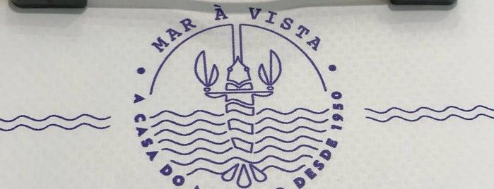 Mar à Vista is one of Restaurantes.
