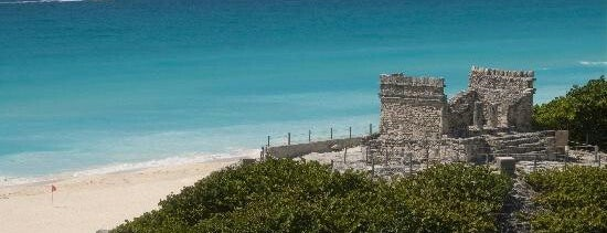 Tulum Archeological Site is one of Trips / Mexico.