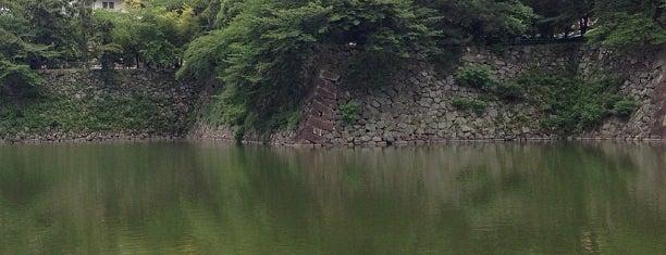 Meijo Park is one of 日本の都市公園100選.