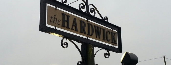 The Hardwick is one of U.K..