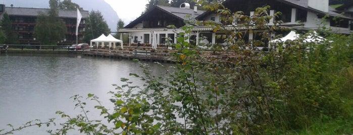 Riessersee Hotel Resort is one of Garmisch.