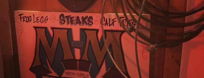 M&M Steakhouse is one of The 15 Best Places for Steak in Fort Worth.