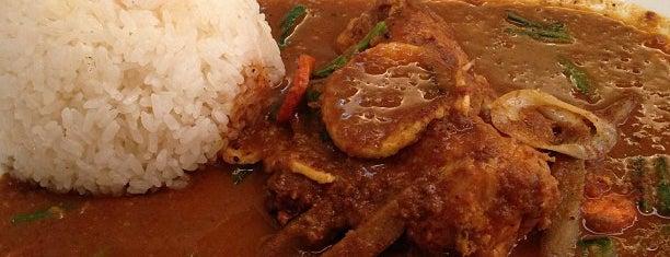 かえる食堂 is one of カレーが好き☆*:.。. o(≧▽≦)o .。.:*☆.