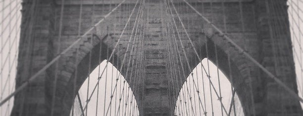 Brooklyn Bridge is one of NYU Graduate Bucket List.