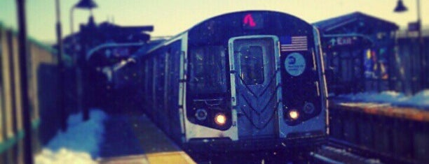 MTA Subway - Livonia Ave (L) is one of Subway Stations.