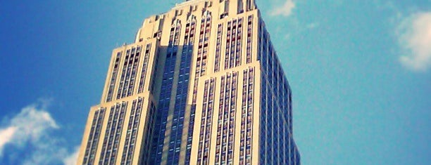Empire State Building is one of ★ [ New York ] ★.