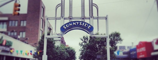 Sunnyside Arch is one of Sunnyside is awesome!.