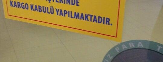 PTT is one of Eskişehir PTT Şubeleri.