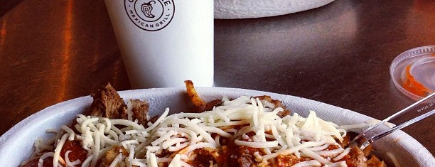 Chipotle Mexican Grill is one of * Gr8 Mayan, Mexico City Mex & Spanish in Dal.