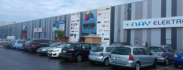 OC Korzo is one of MALLS/SHOPPING CENTERS in Slovakia.