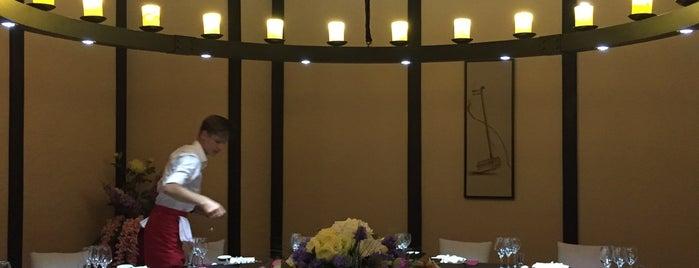 "Большой китайский ресторан ""Цинь"" / Big Chinese restaurant Tsin is one of китайская кухня / chinese cuisine."