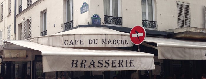 Café du Marché is one of Paris.