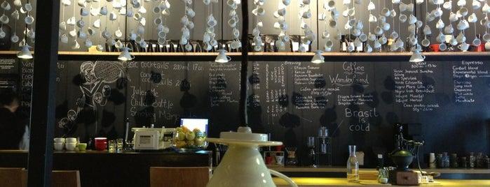 Origo is one of CoffeeGuide..