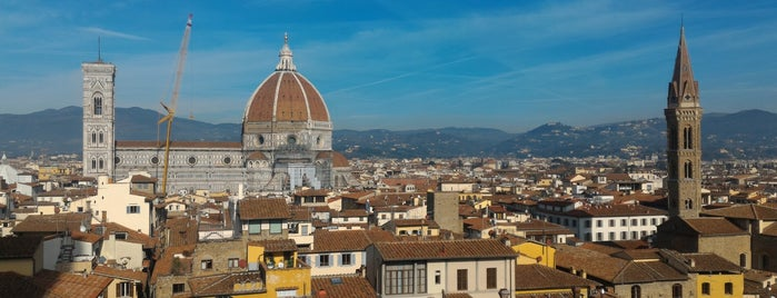 Torre del Palazzo Vecchio is one of Italy 2014.