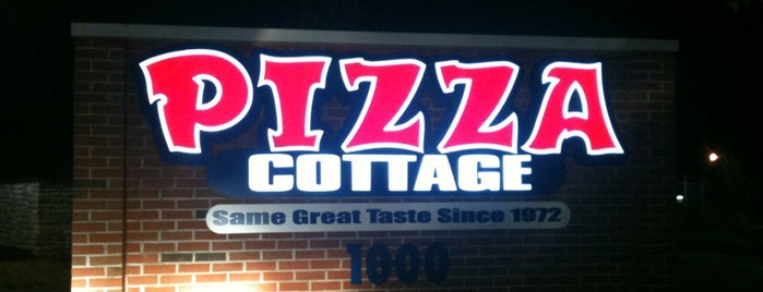 Pizza Cottage is one of Columbus Pizza.