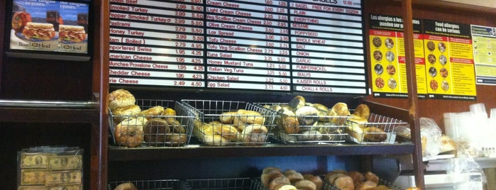 Bagels & Schmear is one of Favorite Restaurant In NYC.