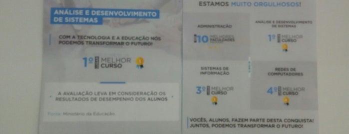 Faculdade Impacta de Tecnologia (FIT) is one of Todo dia?.