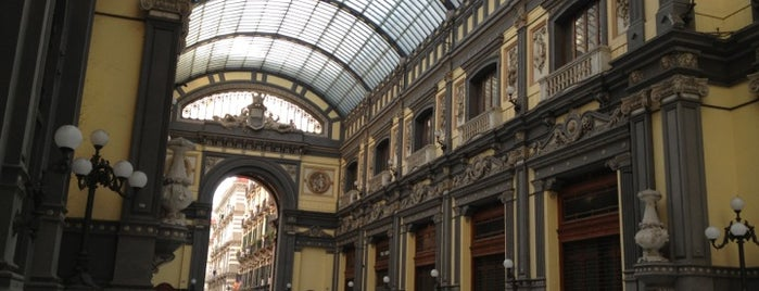Galleria Principe di Napoli is one of Napoli.