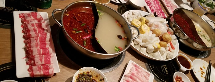 Lao Jie Hotpot is one of SC/NY - Yet To EAT.