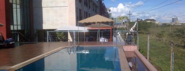 Ole-Sereni Hotel is one of Nairobi.