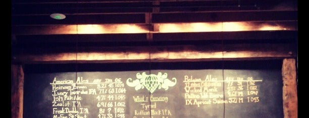 Wicked Weed Brewing is one of Asheville.