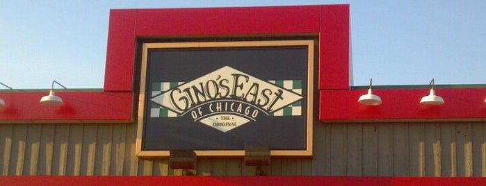 Gino's East is one of Favorite Restaurants.