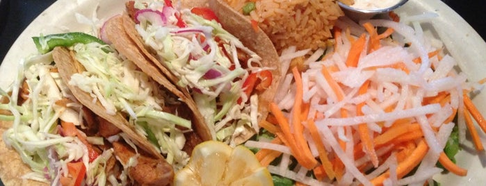 La Calle Doce is one of DFW -More Great Food.