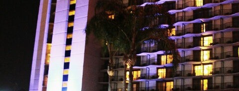 Anaheim Marriott is one of Hotels I've Stayed At.
