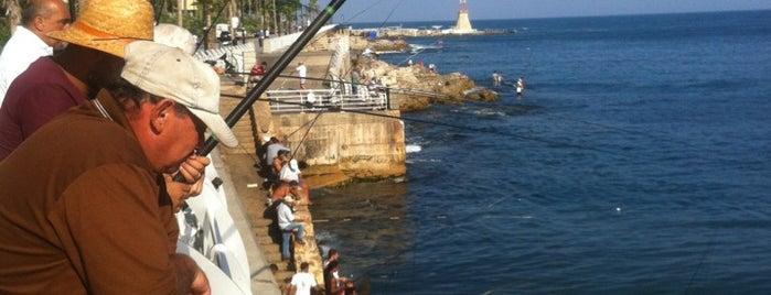 Corniche El Manara is one of A local's guide: 48 hours in بيروت, Lebanon.