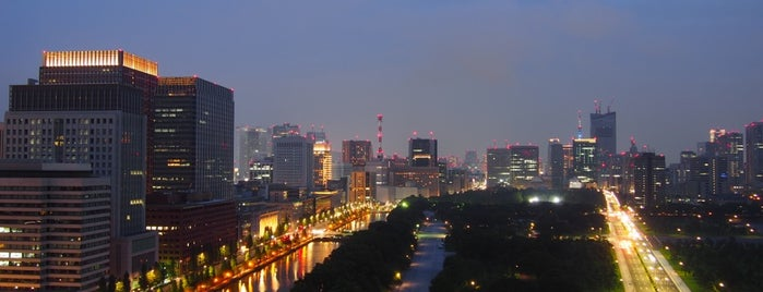 Palace Hotel Tokyo is one of 36 Hours In...Tokyo.