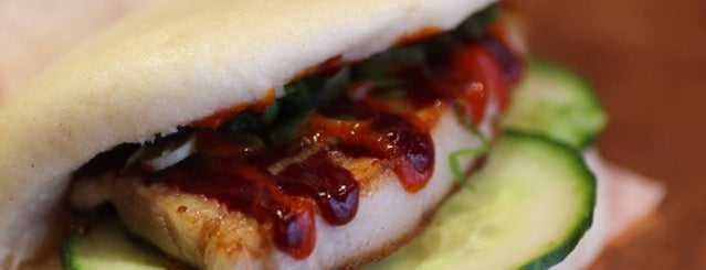 Yum Bun is one of Thrillist's Best Day of Your Life: London.