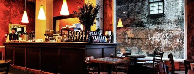 La Colombe Torrefaction is one of Thrillist's Best Day of Your Life: Philadelphia.