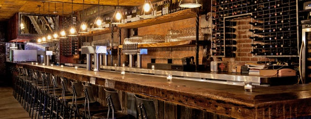 Randolph Beer NOLITA is one of NYC (-23rd): RESTAURANTS to try.