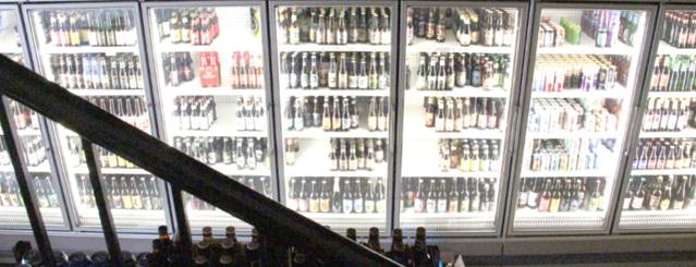 Bottle Bar East is one of Thrillist's Best Day of Your Life: Philadelphia.