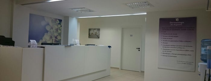 Centre  Dermatologie Augustin is one of travail.