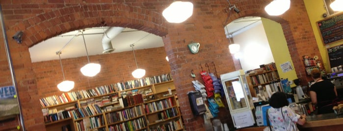 Book Trader Cafe is one of The Haven's of New Haven #4sqCities.