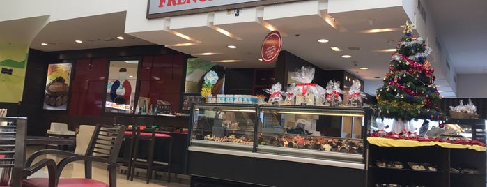 French Bakery is one of Dubai Food.