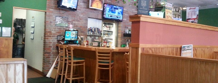 Beef O'Brady's is one of Local Redskins Rally Bars.