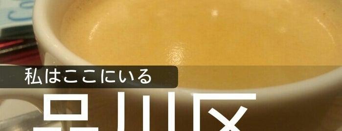 BECK'S COFFEE SHOP 大井町店 (Ōimachi-ten) is one of 飲食店.