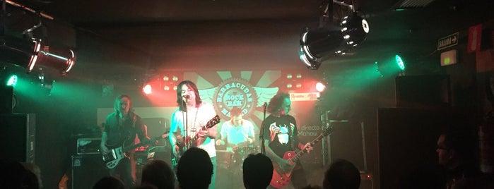 Barracudas Rock Bar is one of Salas de conciertos.