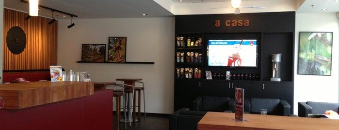 Baresso Coffee is one of Copenhagen.